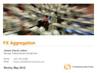 FX Aggregation