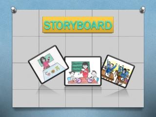 KPD 3026 Storyboard