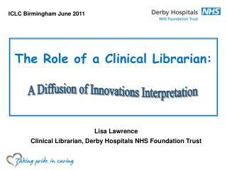 ICLC Birmingham June 2011