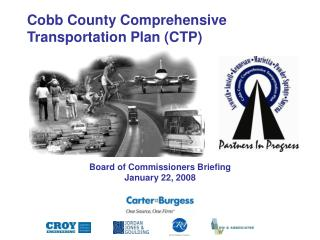 Cobb County Comprehensive Transportation Plan CTP