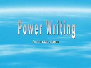 Amanda Moon