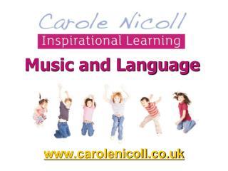 Music and Language