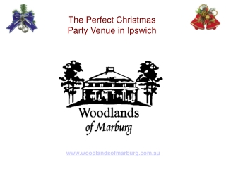 The Perfect Christmas Party Venue in Ipswich