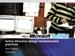 Active Directory design recommended practices