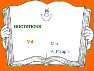 QUOTATIONS               3 A