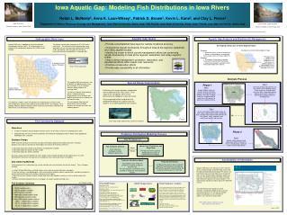 Aquatic Gap Analysis and Biodiversity Management