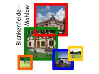 Gemeinde Blankenfelde-Mahlow