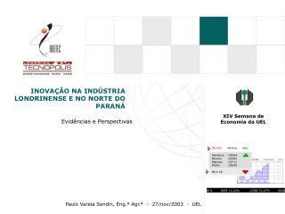 XIV Semana de  Economia da UEL