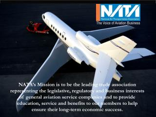 The Voice of Aviation Business