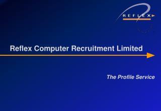 The Profile Service