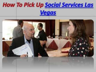 Social Services Las vegas