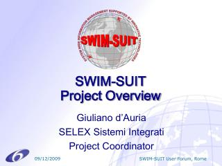SWIM-SUIT Project Overview