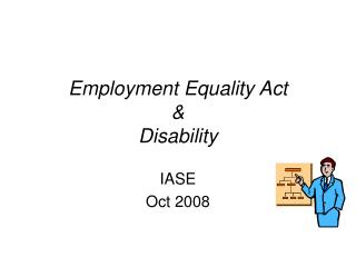Employment Equality Act  Disability