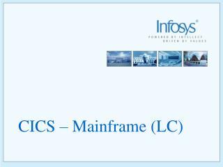 CICS   Mainframe LC