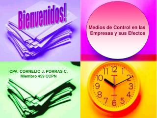 Medios de Control en las  Empresas y sus Efectos