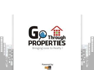 RSR Housing Construction - GoThrough Properties, Bhopal
