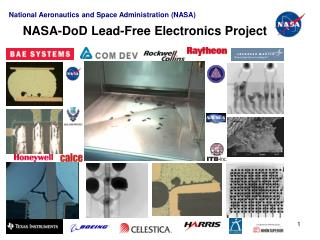NASA-DoD Lead-Free Electronics Project