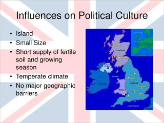 Influences on Political Culture