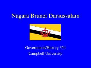 Nagara Brunei Darsussalam