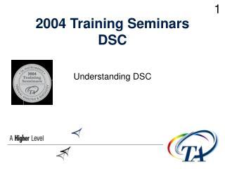 2004 Training Seminars DSC
