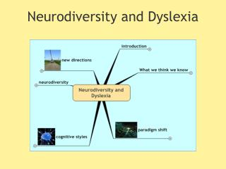 Neurodiversity and Dyslexia