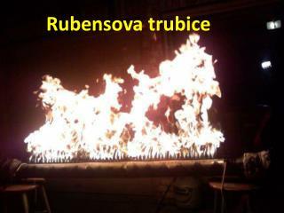 Rubensova trubice