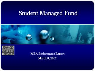 Student Managed Fund