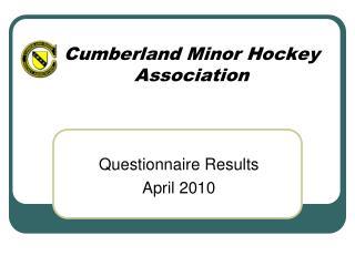 Cumberland Minor Hockey Association