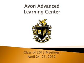 Avon Advanced  Learning Center