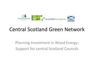 Central Scotland Green Network