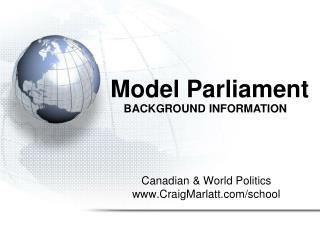 Model Parliament