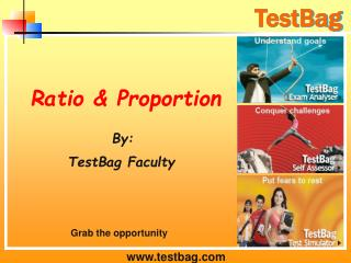 Ratio  Proportion