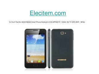 Android 4.0 1.0GHz 3G Haipai I9220 5.2 inch capasitive touch