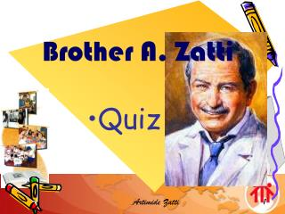 Brother A. Zatti