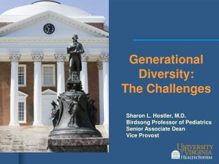 Generational Diversity: The Challenges
