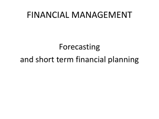 need a hand in financial planning