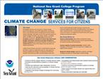 CLIMATE CHANGE SERVICES FOR CITIZENS