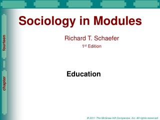 Sociology in Modules