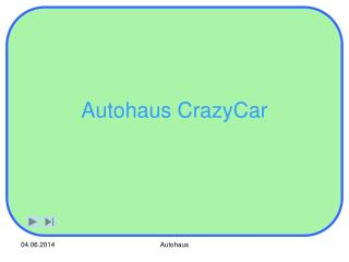 Autohaus CrazyCar