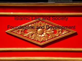 Roots of Islamic Piety and Law