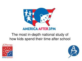 The most in-depth national study of how kids spend their time after school