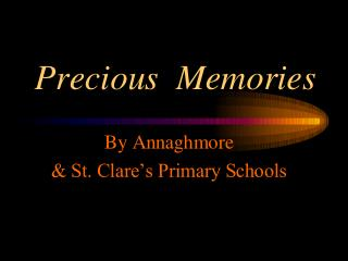 St Clare s Bicentenary