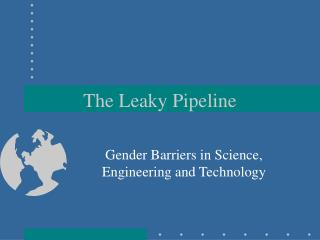 The Leaky Pipeline