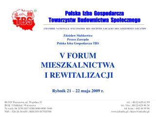 Polska  Izba  Gospodarcza  Towarzystw  Budownictwa  Spolecznego