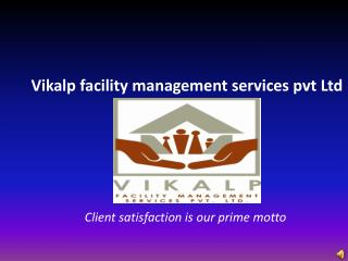 Vikalp facility management services pvt Ltd