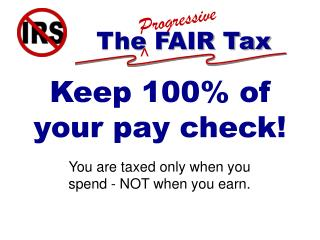 Keep 100 of your pay check