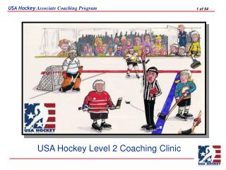 USA Hockey Level 2 Coaching Clinic