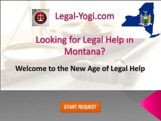 Legal Aid Montana