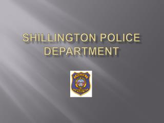 Shillington Police Department