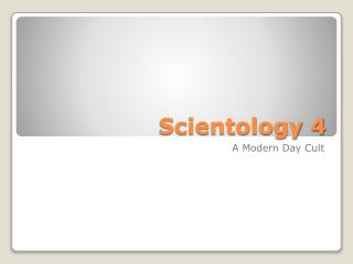 Scientology 4